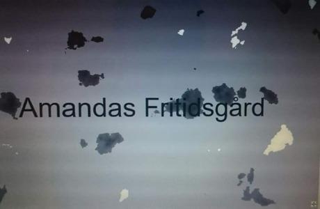 Amandas Fritidsgårds logga
